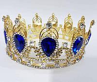 200 Элитные свадебные короны. Золотые диадемы оптом в Украине.