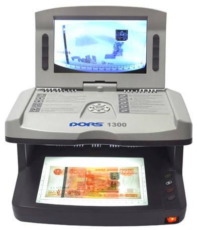 DORS 1300 Універсальний банківський відео-детектор, фото 2