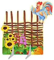 Декорация напольная Украинский плетень