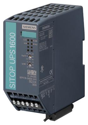 Модуль Siemens SITOP UPS1600 20A, 6EP4136-3AB00-1AY0