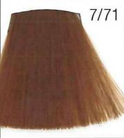 Стойкая крем-краска для волос WELLA 7/71 Koleston Янтарная куница 60 мл