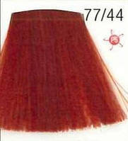 Стойкая крем-краска для волос WELLA 77/44 Koleston Красный вулкан 60 мл