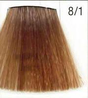 Стойкая крем-краска для волос WELLA 8/1 Koleston Светлый пепельный блондин 60 мл
