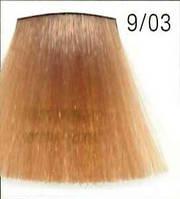 Стойкая крем-краска для волос WELLA 9/03 Koleston Росянка 60 мл