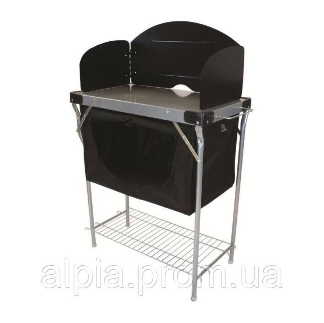Кухня походная Highlander Steel Kitchen Stand With Cupboard