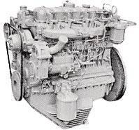 Запчастини на двигун Perkins 4.154