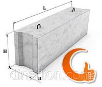 Фундаментный бетонный блок ФБС 24-5-6, суперцена, Киев