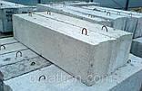 Фундаментний блок ФБС 12-4-6, фото 2