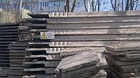 Плита ребристая шатровая 6×3 3×1.50 ПКЖ б\у