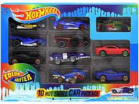 Машинки Hot Wheel меняющие цвет EBS757-10