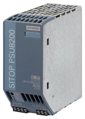Стабилизированный блок питания Siemens SITOP PSU8200 24 V/10 A, 6EP3334-8SB00-0AY0