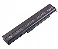 Батарея (аккумулятор) ASUS A42-K52 (11.1V 5200mAh)