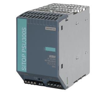 Стабилизированный блок питания Siemens PSU300S 10 A, 6EP1434-2BA10