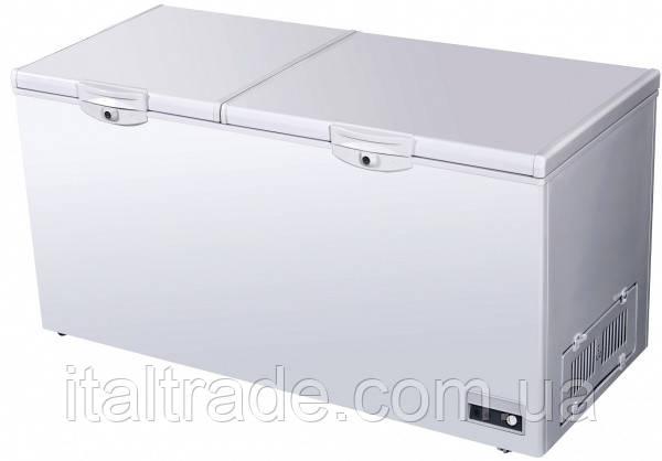 Ларь морозильный EWT INOX CF518L, фото 2