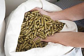 Травяная мука и травяные гранулы (люцерна), фото 2