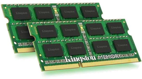 "Оперативная память Kingston 8GB(4GBx2) DDR3 1333MHz SODIMM KVR13S9S8K2/8 ""Over-Stock"""