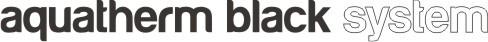 купить систему aquatherm black system
