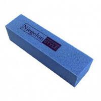 Баф для маникюра Niegelon  (0575 - голубой)