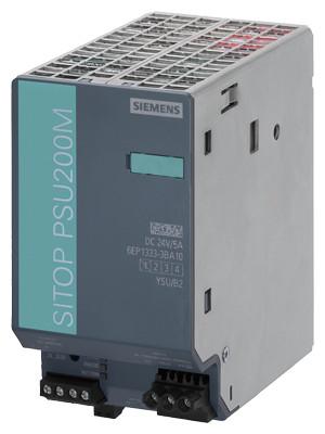 Стабилизированный блок питания Siemens SITOP PSU200M PLUS 5, 6EP1333-3BA10-8AC0