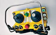 Радиоуправление и частотное регулирование талей