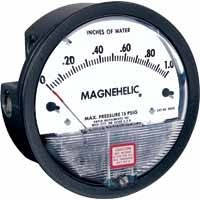 Дифманометр Magnehelic 2000