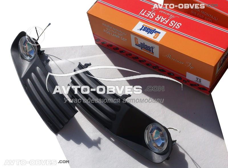 Противотуманные фары для Фольцваген T5 2003-2010. Доставка по Украине