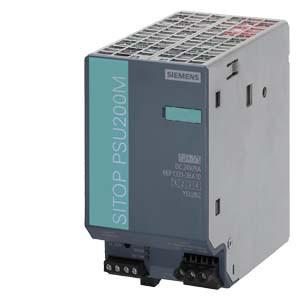 Стабилизированный блок питания Siemens SITOP PSU200M 5 A, 6EP1333-3BA10