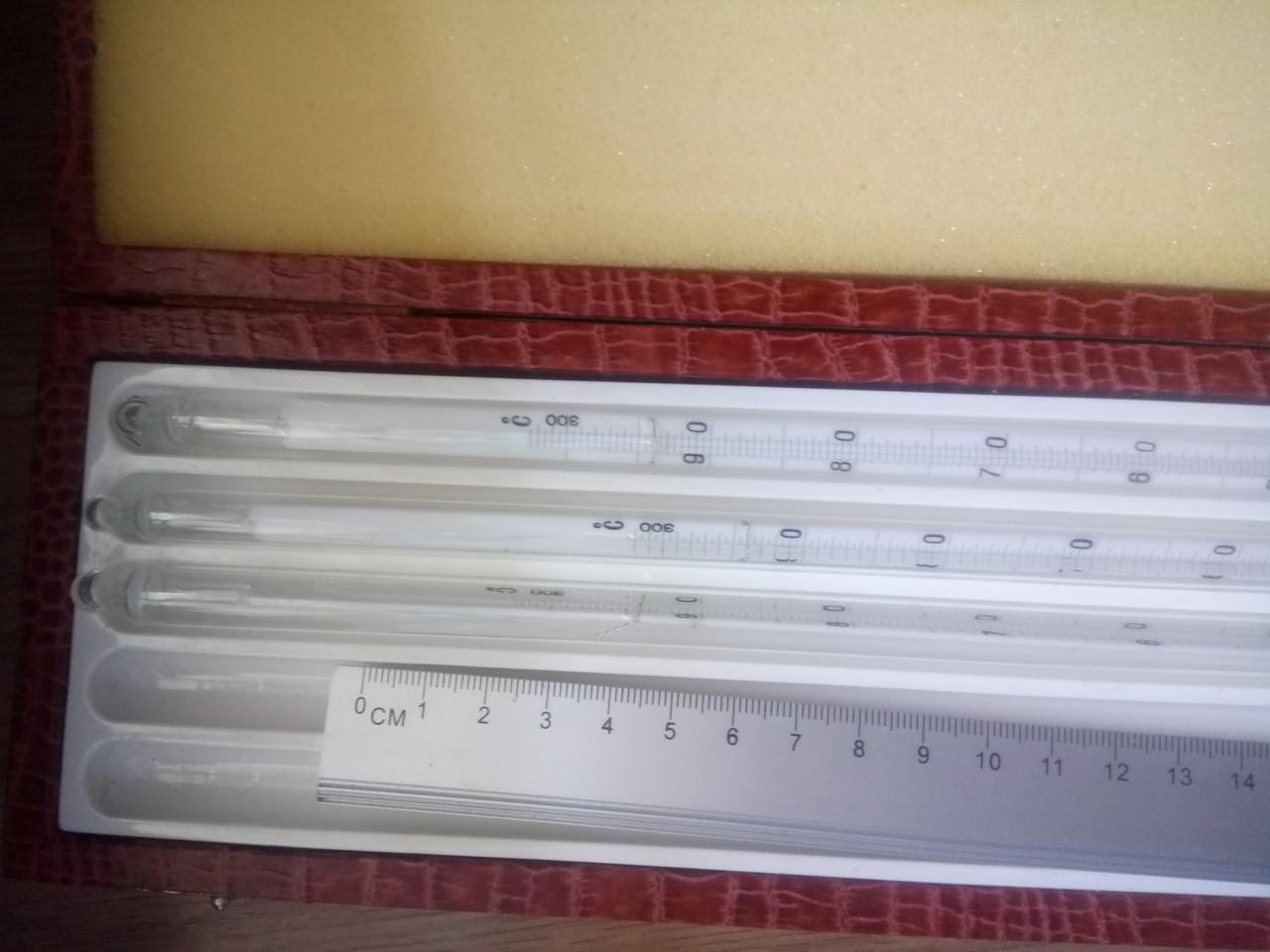 Термометр лабораторный(Германия)°С 200+300 (аналог ТЛ2),возможна калибровка в УкрЦСМ