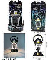 "Светильник LM2322 ""Batman"" батар.свет.2в.лист.12*11*25 ш.к./48/(LM2322)"