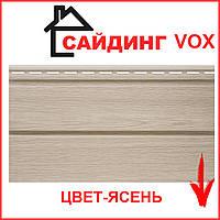 Сайдинг VOX MAX-3, ясень - идеальный фасад!