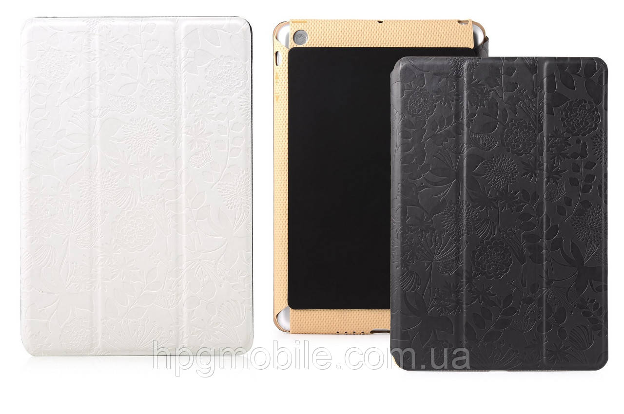 Чехол для iPad mini 1/2/3 Retina - Gissar Flora - HPG Mobile. Комплектующие, запчасти, аксессуары и другие товары по лучшим ценам в Харькове