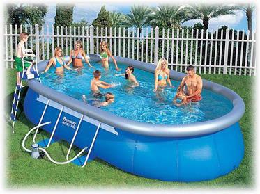 Где купить надувной бассейн?