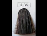 Крем-краска 4.35 Indola PCC Средне-коричневый золотистый красное дерево 60 мл