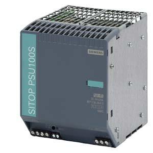 Стабилизированный блок питания Siemens SITOP PSU100S 20 A, 6EP1336-2BA10