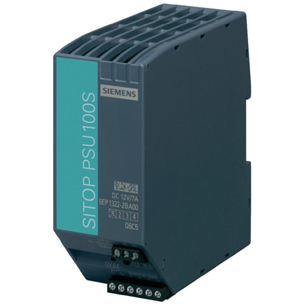 Стабилизированный блок питания Siemens SITOP PSU100S 12 V/5 A, 6EP1322-2BA00