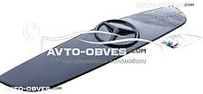 Накладка на радиаторную решетку зимняя для Мерседес Вито / Виано 2003-2010 глянец