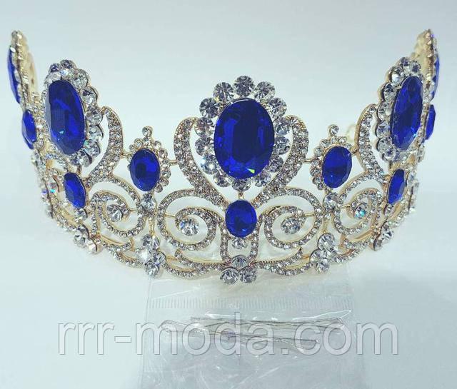 Бижутерия RRR свадебные тиара, корона. диадема.
