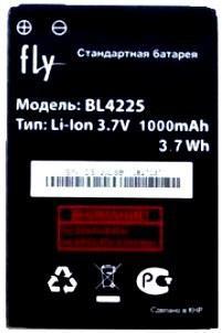Аккумулятор на Fly BL4225,1000mAh Оригинал