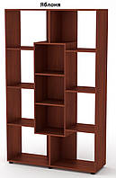 Кш 4 Компанит открытый стеллаж с полками для книг и документов