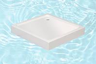 Душевой квадратный поддон Artel Plast Перфект 100х100