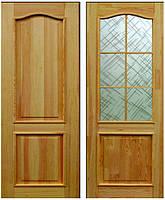 Дверь сосновая мод.1