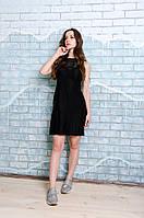 Платье женское летнее с сеточкой ( АК- 017)