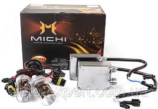 "Комплект ксенонового света ""Michi"" (H1)(4300K)(12V)(35W)"