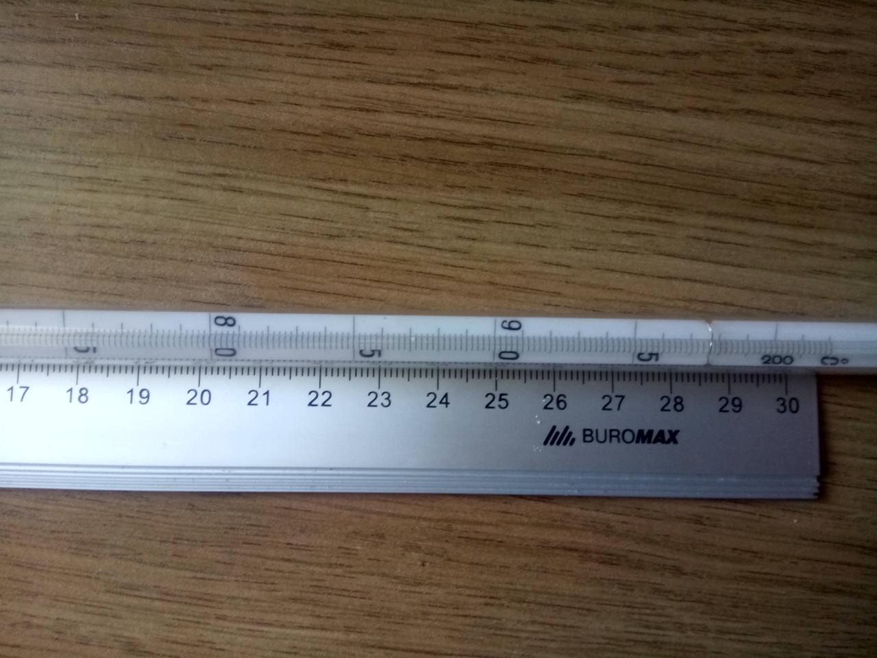 Термометр лабораторный(Германия)°С 50+200 ц.д.0,2°С (аналог ТЛ2),возможна калибровка в УкрЦСМ