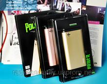 Внешний аккумулятор Lveio K95 Power Bank 17000mAH