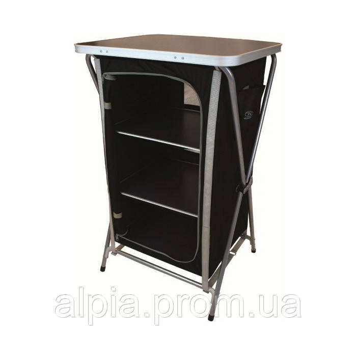 Стол-органайзер Highlander Easy Fold Camp Cupboard 3 Shelf