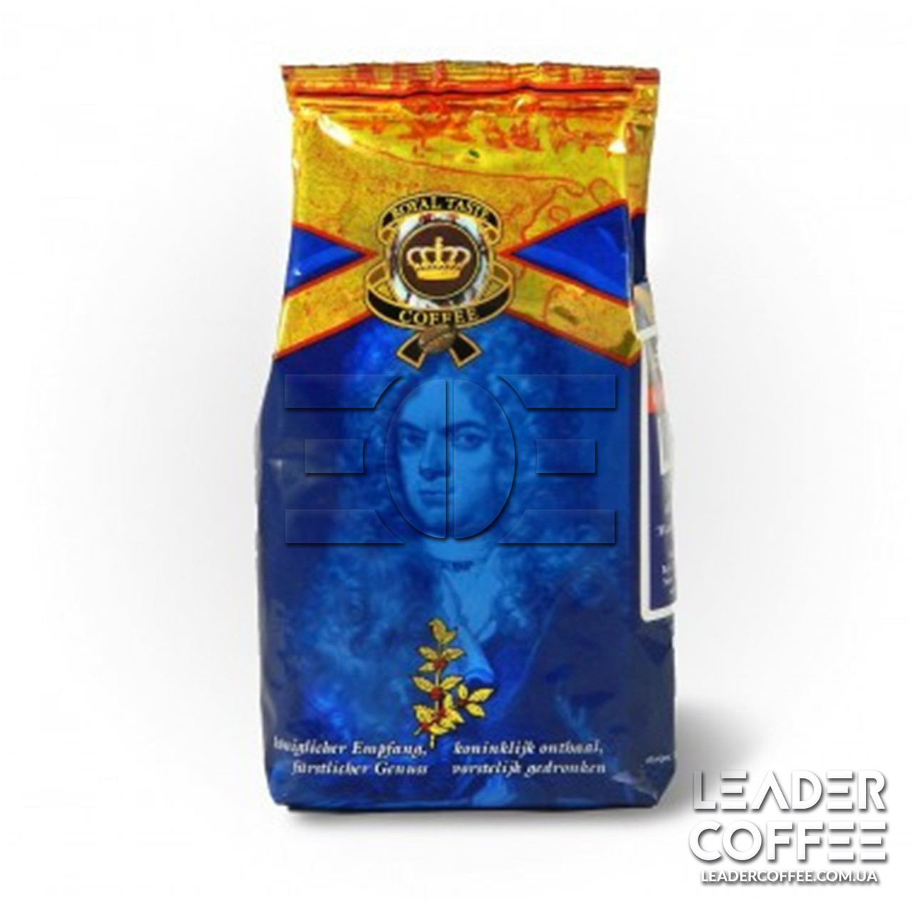Кофе молотый Royal Taste Vending 40% Arabica 250г
