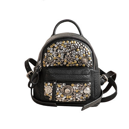 Рюкзак женский Alish черный eps-8233, фото 2