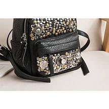 Рюкзак женский Alish черный eps-8233, фото 3
