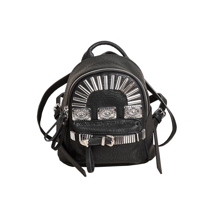 Рюкзак женский Alish TT черный
